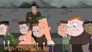 getlinkyoutube.com-My Top 60 Phineas and Ferb Songs Part 3 (40-31)