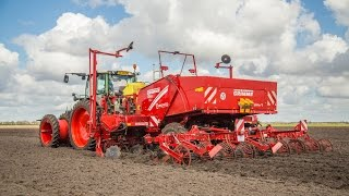 Grimme GL 860 Compacta | Foldable 8-row Potato Planter