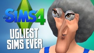 getlinkyoutube.com-The Sims 4 - SLIDER MODS = UGLY SIMS - The Sims 4 Funny Moments #16