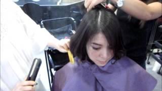 getlinkyoutube.com-ทำผมบ๊อบตรงปลายงุ้มVSผมบ็อบลอนวอลลุ่ม ที่ร้านMore Hair Shop