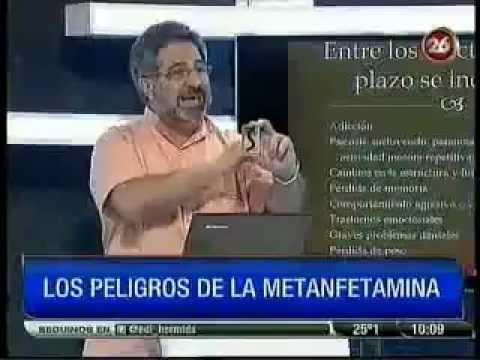 Los peligros de la metanfetamina [Parte 1]