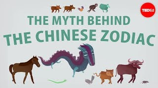 The myth behind the Chinese zodiac - Megan Campisi and Pen-Pen Chen width=