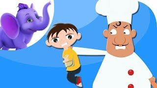 getlinkyoutube.com-Charley, Charley - Nursery Rhyme with Karaoke