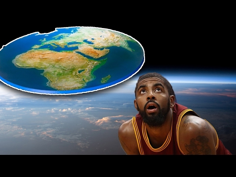 Earth is Undeniably Flat: 'This is not even a conspiracy theory' Says NBA Star Kyrie Irving
