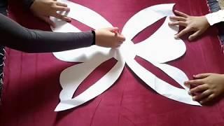 خياطة بساطات جزائرية طريقة عمل البساط 1