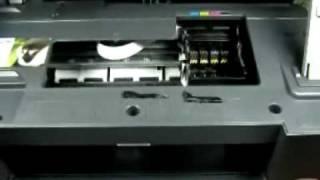 getlinkyoutube.com-How to install a CISS onto an Epson SX105 or SX100 Part 1