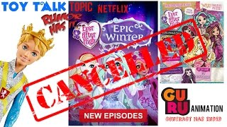 getlinkyoutube.com-EVER AFTER HIGH CANCELLED? - IS THIS THE END OF EAH DOLLS? - TOY TALK TOPIC RUMOR