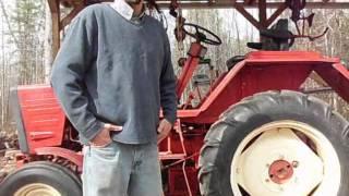getlinkyoutube.com-Belarus 250 Tractor Overview and Cold Start