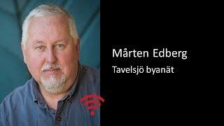 UPPKOPPLAD - Mårten Edberg