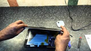 getlinkyoutube.com-How to open android tablet, Fix android tablet repair
