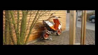 getlinkyoutube.com-Yamaha Aerox Projekt - Teil 2 [HQ]