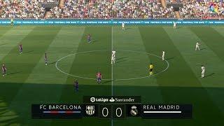 getlinkyoutube.com-FC Barcelona vs Real Madrid FC |El Clasico - LaLiga Santander| 3/12/16 - FIFA 17 Predicts - Pirelli7