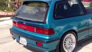 getlinkyoutube.com-1990 Honda Civic EF9 SiR Inspired.