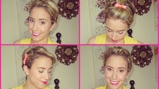getlinkyoutube.com-4 Easy Ways to Style a Pixie!