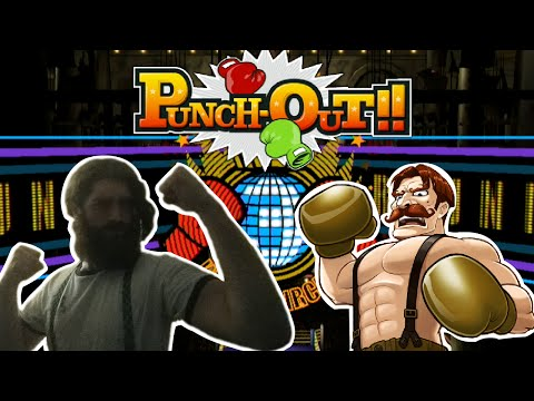 Test Driving The Elgato - Wii - PUNCH OUT! (Von Kaiser)