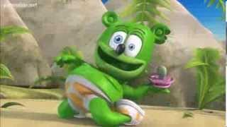 Yummy Gummy Nuki Nuki Gummibär The Gummy Bear Christmas Special Movie DVD