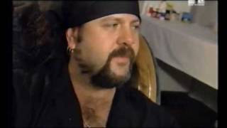 getlinkyoutube.com-Pantera interview - Phil and vinnie + Live scenes 1996 - part 2
