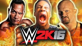 getlinkyoutube.com-The Roast of WWE 2K16