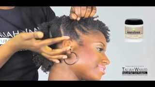 getlinkyoutube.com-How to Natural Hair Night Time Care
