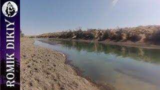 getlinkyoutube.com-Рыбалка на карася и сазанчика.  Тусмурунский канал (Сентябрь 2014г)