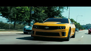 getlinkyoutube.com-Chevy Roll Out - Transformers: Dark of The Moon (HD)