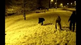 getlinkyoutube.com-Heavy snow in 2010