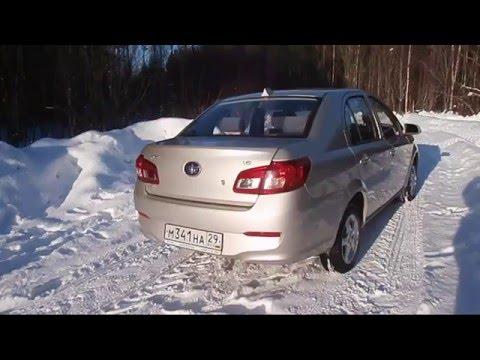 Видео обзор китайского автомобиля FAW V5
