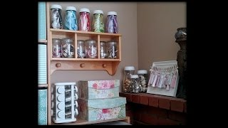getlinkyoutube.com-RECYCLE IDEAS: Organization using jars