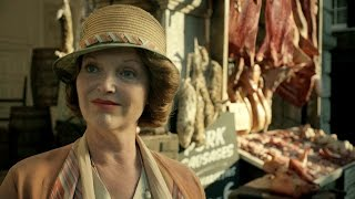 Miranda Richardson discusses Mapp's extroadinary spirit - Mapp and Lucia - BBC One Christmas 2014