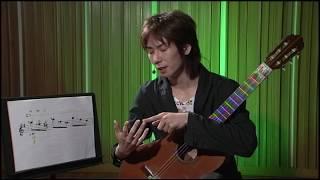 教則DVD「クラシック・ギターの嗜み/講師:曲健一」Digest