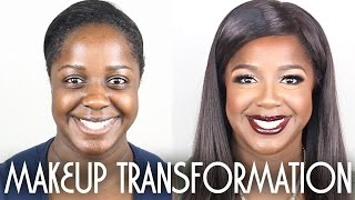 getlinkyoutube.com-Makeup Transformation | PatrickStarrr