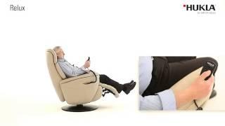 Vorschau: Relaxsessel von Hukla: Entspannt Sitzen mit Komfort