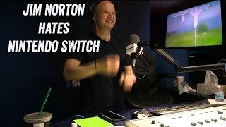 Jim Norton Hates Nintendo Switch - Jim Norton & Sam Roberts