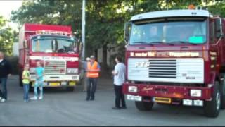 getlinkyoutube.com-FTF & Detroit Diesel powered trucks, arriving @ Mackday 2013, Mackdag 2013