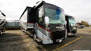 getlinkyoutube.com-2017 Winnebago Grand Tour 45 RL Luxury Diesel Motorhome • Guaranty.com
