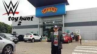 getlinkyoutube.com-wwe toys toyhunt 2