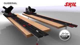 getlinkyoutube.com-Направляющая шина: Никогда еще не было так просто пропилить прямую линию