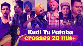 getlinkyoutube.com-Kudi Tu Pataka - Full HD Song - Ammy Virk, Babbal Rai, A Kay, Ranjit Bawa, Hardy Sandhu, Prabh Gill