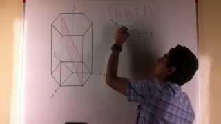 getlinkyoutube.com-Indices de Miller-Bravais en Hexagonal Compacta HCP Para Planos