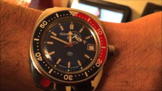 Vostok Amphibia eight months later! A winner in every way.