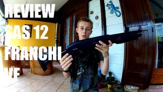 getlinkyoutube.com-[Airsoft] Review du FRANCHI SAS 12 tactical de chez ASG
