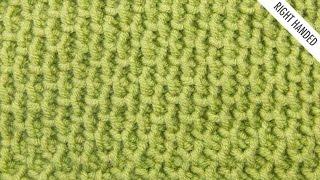 getlinkyoutube.com-The Tire Tread Stitch:: Tunisian Crochet Stitch #11 :: Right Handed