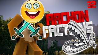 MiNECRAFT FACTiONS LETS PLAY - TRAPPiNG ENEMiES AT SPAWN! - 32 w/ WildX