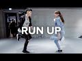 Run up - Major Lazer feat. PARTYNEXTDOOR & Nicki Minaj  Bongyoung Park Choreography