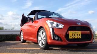 getlinkyoutube.com-ワンタッチリモコンキット&ルーフ開閉車速キャンセラーキット for 新型コペン(LA400K )