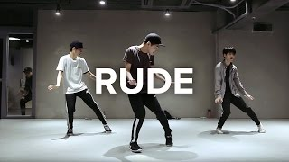 getlinkyoutube.com-Junho Lee Choreography / Rude - Magic!