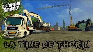 "getlinkyoutube.com-[FS 15] ""La Mine de Thorin"" #1"