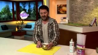 Martín Muñoz - Cuencos efecto oro y cristal