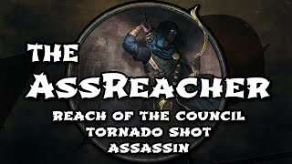 getlinkyoutube.com-PoE Build Guide: The AssReacher Tornado Shot Assassin - Uber Izaro, Atziri & Red Map Farmer