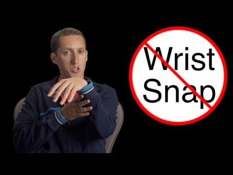 """Wrist Snap"" Myth Busted - Tennis Serve Lesson - Tennis Serve Technique - Roger Federer Serve"